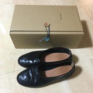 エンダースキーマ(Hender Scheme)のHender Scheme エンダースキーマ emboss fabre(ローファー/革靴)