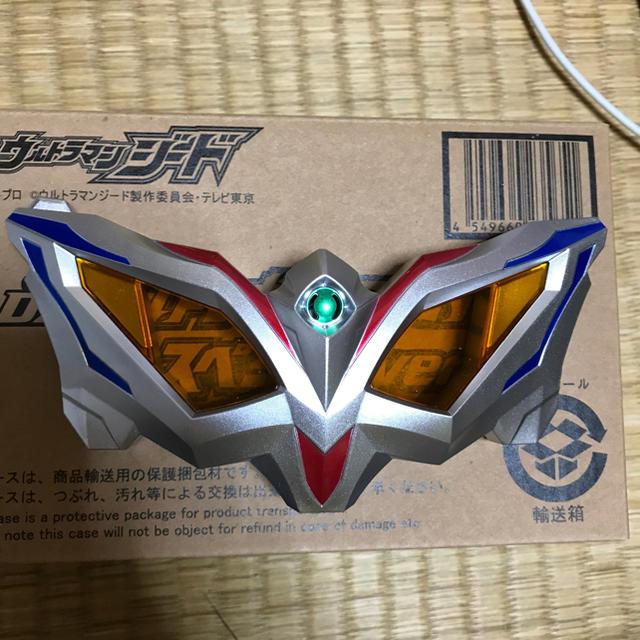 7a8c6051569d23 BANDAI - DXウルトラゼロアイNEOスペシャルverの通販 by ねずみ男's shop ...
