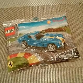 レゴ(Lego)のLEGO レゴ フェラーリ 昭和シェル 新品未使用(電車のおもちゃ/車)