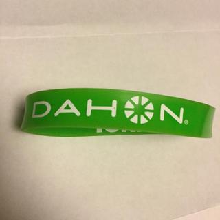 ダホン(DAHON)のDAHONラバーリング(ブレスレット/バングル)