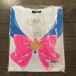 バンダイ(BANDAI)のセーラームーン  なりきりセーラーTシャツ(Tシャツ(半袖/袖なし))