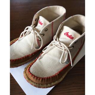 インディアン(Indian)のインディアンの靴(スニーカー)