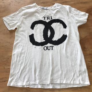 アグノスト(AGNOST)のTシャツ   ヘンリー黒セット(Tシャツ(半袖/袖なし))