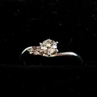 ダイヤモンド、ピンクダイヤモンド(リング(指輪))