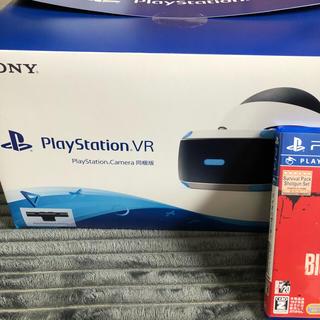 プレイステーションヴィーアール(PlayStation VR)のPSVR  最新型(家庭用ゲーム機本体)