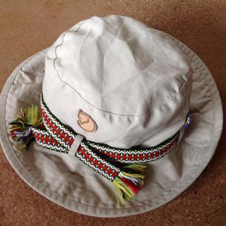 フェールラーベン(FJALL RAVEN)のfjall raven 帽子 L(登山用品)