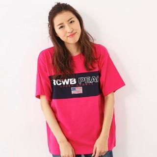 ロデオクラウンズワイドボウル(RODEO CROWNS WIDE BOWL)のえいたんさま追加分 完売ピンク(Tシャツ(半袖/袖なし))