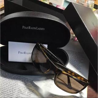 ポロラルフローレン(POLO RALPH LAUREN)のラルフローレン サングラス(レディース)✴️新品✴️(サングラス/メガネ)