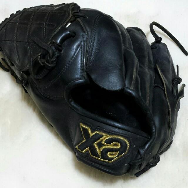 Xanax(ザナックス)の硬式グローブ スポーツ/アウトドアの野球(グローブ)の商品写真