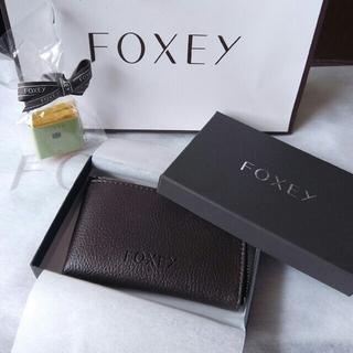 フォクシー(FOXEY)の新品未使用🎀FOXEY コイン&キーケース(コインケース)