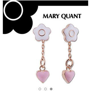 マリークワント(MARY QUANT)のMary Quant ピアス(ピアス)
