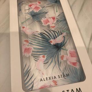アリシアスタン(ALEXIA STAM)のalexiastam   iphone x ケース(その他)