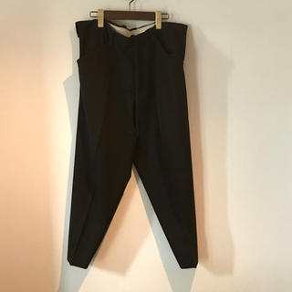 サンシー(SUNSEA)のYOKO様専用 SUNSEA SNM-G PANTS size1 BLACK (その他)