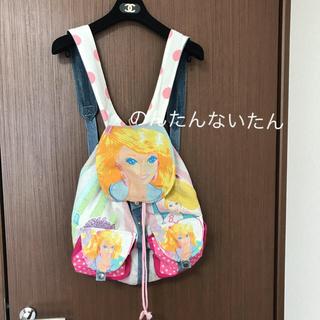 バービー(Barbie)のバービー  リュック USA レア♡(リュック/バックパック)