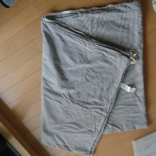 ムジルシリョウヒン(MUJI (無印良品))の無印良品 掛け布団カバー シングル(シーツ/カバー)