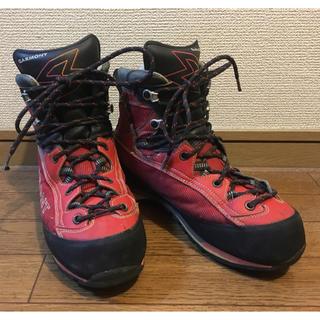 ガルモント(GARMONT)のガルモント エルモ garmont 登山靴 無雪期 アイゼン着用可能(登山用品)