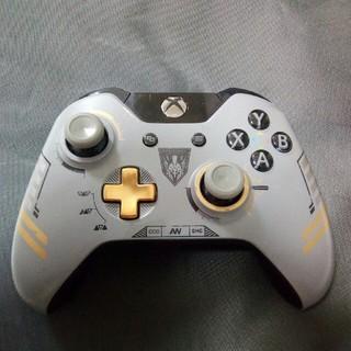 エックスボックス(Xbox)のXbox one/Windows ワイヤレスコントローラ COD限定デザイン(家庭用ゲーム機本体)