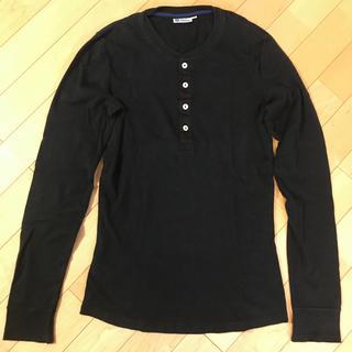 シーサー(Shiesser)のSchiesser メンズカットソーSchwarz(Tシャツ/カットソー(七分/長袖))