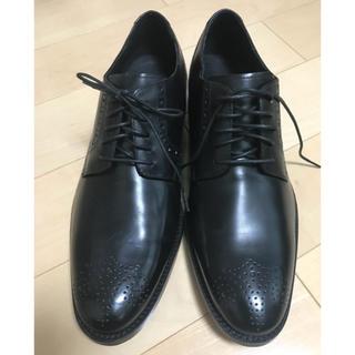 コールハーン(Cole Haan)のCole haan コールハーン 靴 黒 9M 27 c20407(ドレス/ビジネス)