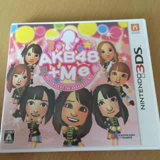 エーケービーフォーティーエイト(AKB48)のAKB48 3DS(家庭用ゲームソフト)