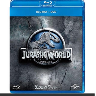 ユニバーサルエンターテインメント(UNIVERSAL ENTERTAINMENT)のジュラシックワールド Blu-ray(外国映画)