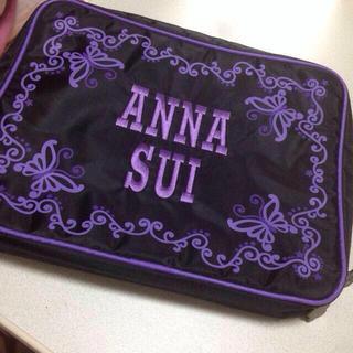 アナスイ(ANNA SUI)のANNA SUI マルチケース(スーツケース/キャリーバッグ)