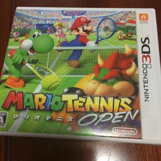 ニンテンドー3DS(ニンテンドー3DS)のマリオテニス オープン(家庭用ゲームソフト)