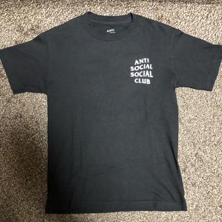 アンチ(ANTI)のアンチソーシャルソーシャルクラブ Tシャツ S(Tシャツ/カットソー(半袖/袖なし))
