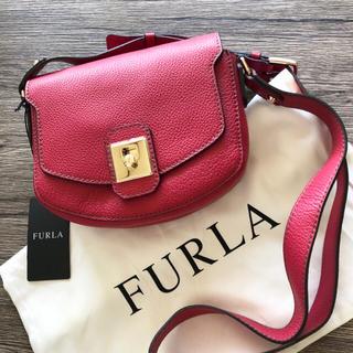 dc791800273e Furla - 新入荷‼ フルラ JO mini ショルダーバッグ RUBY レッド 赤の通販 by Pinky☆ shop フルラならラクマ ...