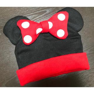 ディズニー(Disney)の♡ミニー ニット帽♡(ニット帽/ビーニー)