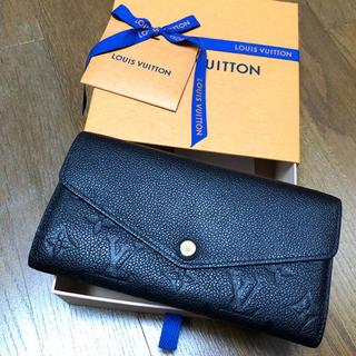 ルイヴィトン(LOUIS VUITTON)のLOUIS VUITTON アンプラント 長財布 財布(財布)
