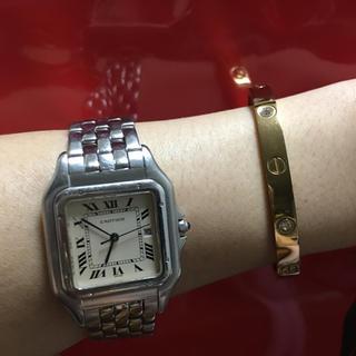 カルティエ(Cartier)のカルティエ、パンティエール(腕時計)