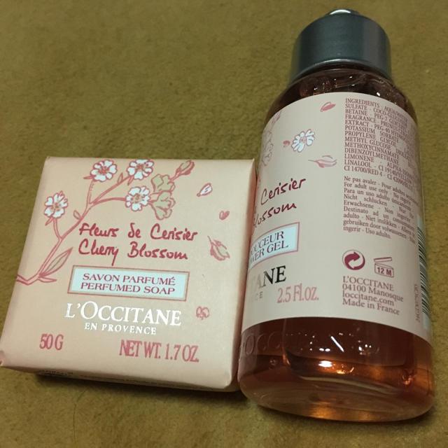 L'OCCITANE(ロクシタン)のロクシタン バスソープ シャワージェル コスメ/美容のボディケア(ボディソープ / 石鹸)の商品写真