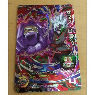 ドラゴンボール(ドラゴンボール)のだい様専用 ドラゴンボールヒーローズ ザマス合体(シングルカード)