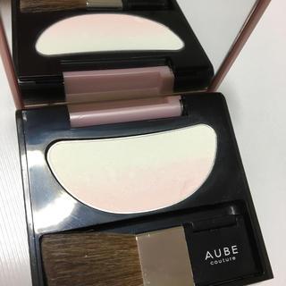 オーブクチュール(AUBE couture)のAUBE couture デザイニング ハイライト(フェイスパウダー)