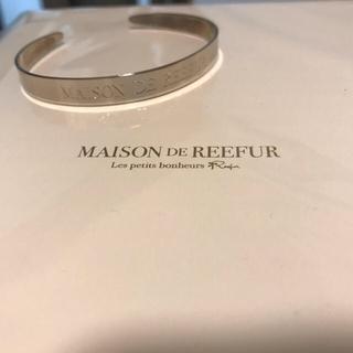 メゾンドリーファー(Maison de Reefur)のM様専用☆メゾンドリーファー  バングル ノート(ブレスレット/バングル)
