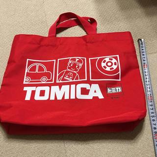 タカラトミー(Takara Tomy)のトミカバッグ(レッスンバッグ)