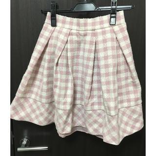 リズリサ(LIZ LISA)のLIZ LISA フレアスカート(ひざ丈スカート)