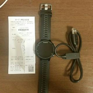 ガーミン(GARMIN)のGARMIN ForeAthlete 735XTJ 保証書付き(腕時計)