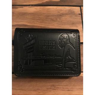 ヒステリックグラマー(HYSTERIC GLAMOUR)のヒステリックグラマー  財布 二つ折り HYSTERIC GLAMOUR(折り財布)
