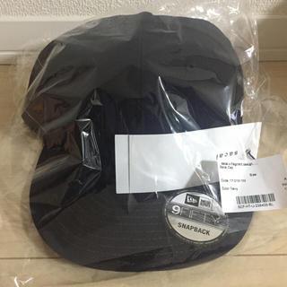 サカイ(sacai)のsacai fragment NEW ERA CAP NAVY  キャップ(キャップ)