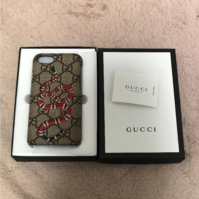 防水 iphone7 ケース 人気 | Gucci - GUCCI アイフォンケースの通販 by ナカジ's shop|グッチならラクマ