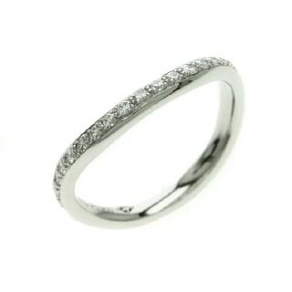 CARTIER トリニティ ルバン ウエディング ダイヤモンド リング・指輪 (リング(指輪))
