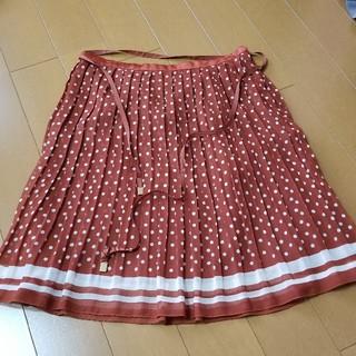 プーラフリーム(pour la frime)のスカート 未使用(ひざ丈スカート)
