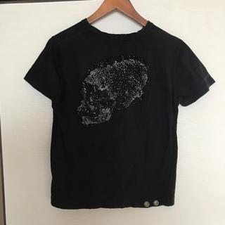 デイズオブフリーダム(DAYS OF FREEDOM)のdays of freedom スワロスカル Tシャツ(Tシャツ/カットソー(半袖/袖なし))