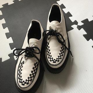 セントマーチン(ST.MARTINS)の厚底靴(スニーカー)