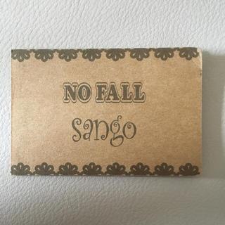 NO FALL  SANGOのポイントカード