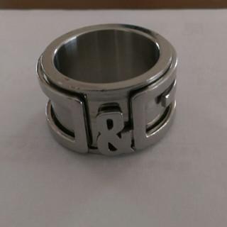 ディーアンドジー(D&G)のドルチェ&ガッパーナ D&G 指輪 安い 美品(リング(指輪))