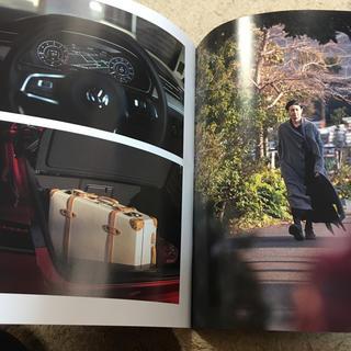 フォルクスワーゲン(Volkswagen)のフォルクスワーゲン オダギリジョー カタログ 新品 非売品 広末涼子も掲載(アート/エンタメ/ホビー)