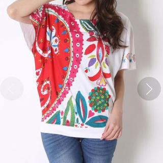 デシグアル(DESIGUAL)の新品 デシグアル Tシャツ 定価10092円 S〜Lサイズ○ 大幅値下げ‼️(Tシャツ/カットソー(半袖/袖なし))